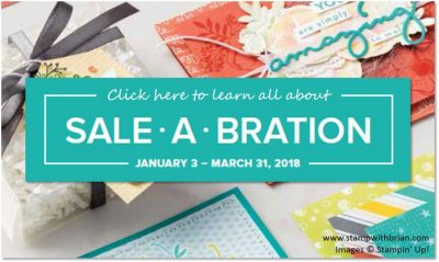 All About Sale-a-Bration, Brian King