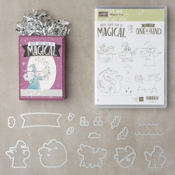 Magical Day bundle, Stampin' Up! 145985
