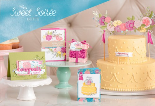 Sweet Soiree Suite, Stampin' Up!, Brian King 101024