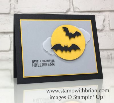 Spooky Bats Punch, Labels to Love, Stampin' Up!, Brian King, FabFri143