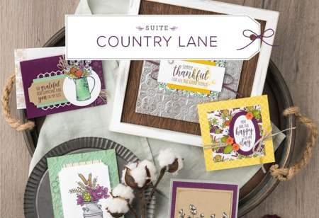 Country Lane Suite, Stampin' Up! 2018 Holiday Catalog, 11020