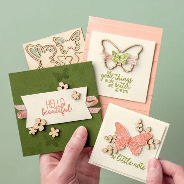 Butterfly Gala Project Kit, Stampin' Up! 151034
