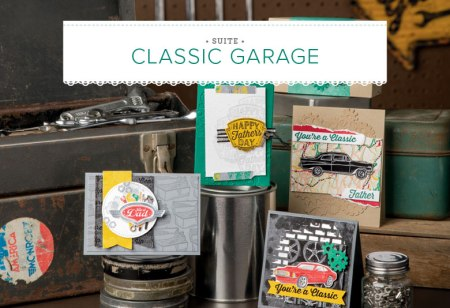 Classic Garage Suite, Stampin' Up! 2019 Occasions Catalog, 11028