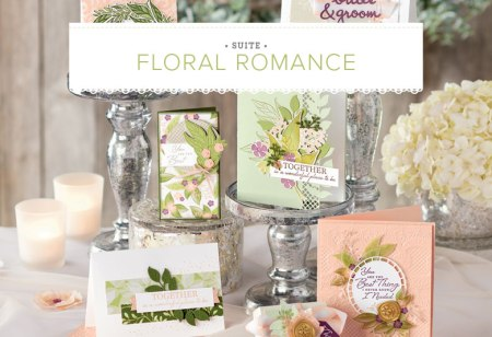 Floral Romance Suite, Stampin' Up! 2019 Occasions Catalog, 11023