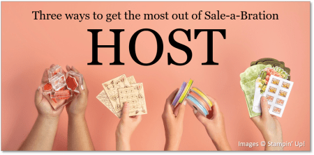 Get the Most out of Sale-a-Bration - Host