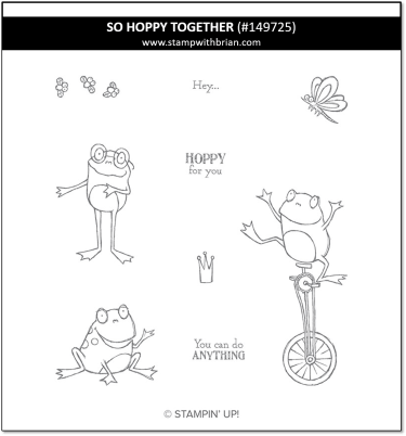 So Hoppy Together, Stampin' Up! 149725