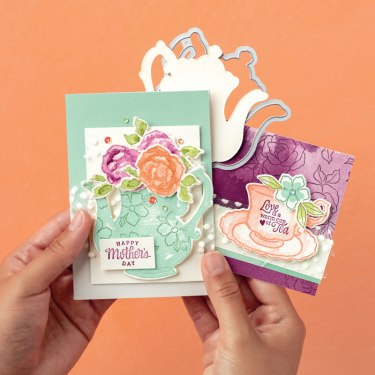 Tea Together Project Kit, Stampin' Up!, 151046