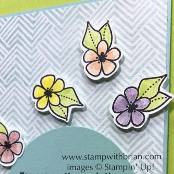 All Adorned, Amazing Life, Stampin' Up!, Brian King