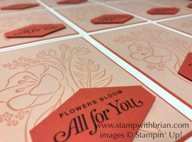 All That You Are, Stampin' Up!, Brian King
