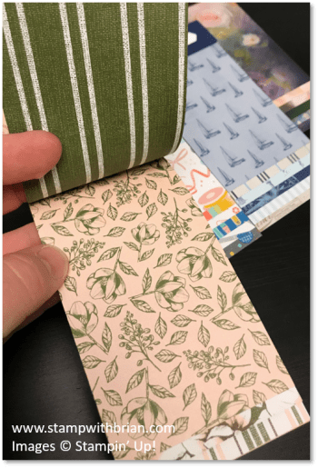 Designer Series Paper Swatch Books, Stampin' Up! 2019 Annual Catalog, Brian King, www.stampwithbrian.com