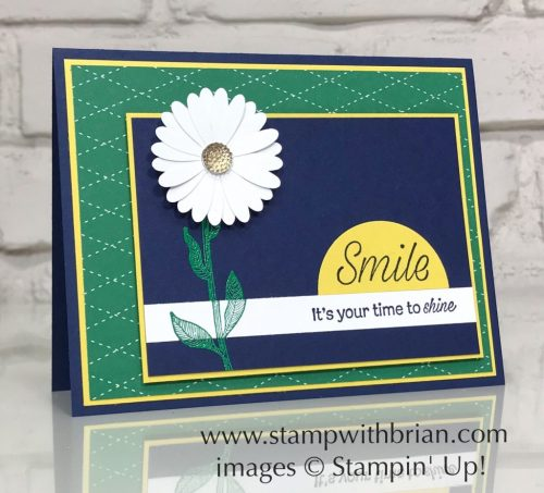 Daisy Lane, Stampin' Up!, Brian King