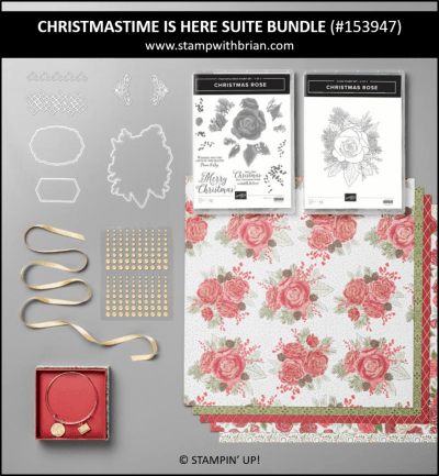 Christmastime Is Here Suite Bundle, Stampin' Up! 153944