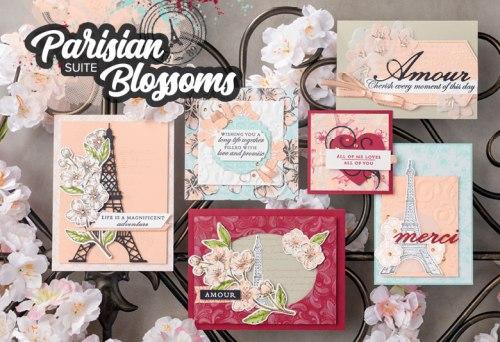 Parisian Blossoms Suite 101022