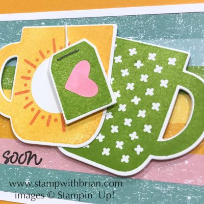 Rise & Shine, Pleased as Punch, Stampin Up!, Brian King