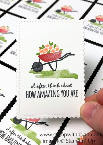 My Meadow, Thanks for the Laughs, Stampin Up!, Brian King (2)