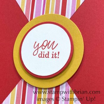Best Year, Flowers for Every Season, Stampin Up!, Brian King