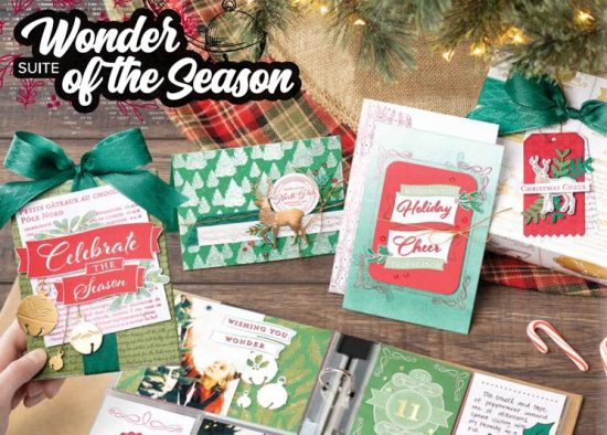 Wonder of the Season Suite, Stampin Up!