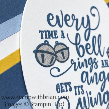 Christmas Means More, Stampin Up!, Brian King
