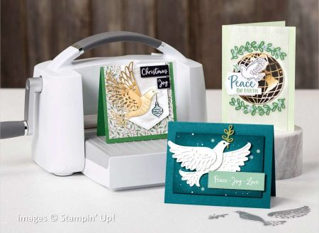 Dove of Hope Bundle, Stampin Up! samples 3