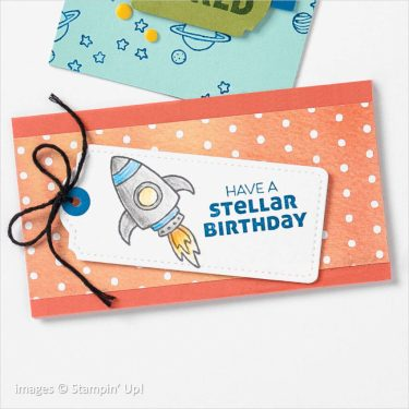 Tailor Made Tags Dies catalog sample, Stampin Up!