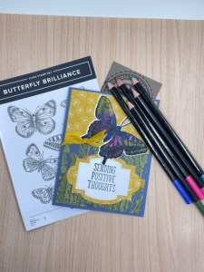 2nd peek at Butterfly Brilliance