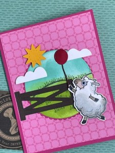 Counting Sheep until Sale-a-Bration!