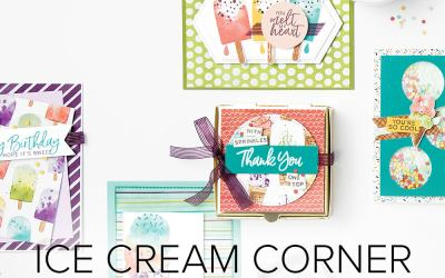 Ice Cream Corner Blog Hop
