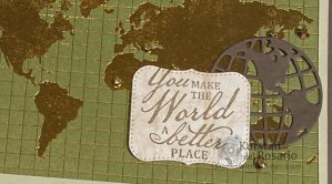 Luv 2 Stamp Group March Blog Hop – Earth Day