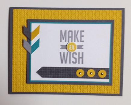 Masculine Make a Wish