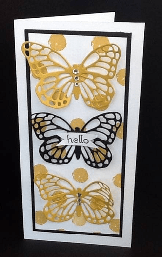 Butterfly Thinlit