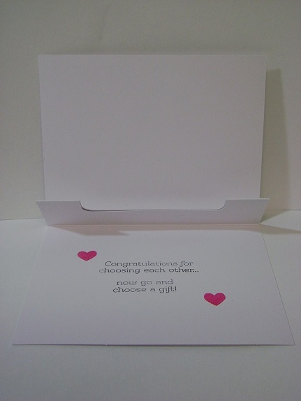 Happy Together Gift Card Inside
