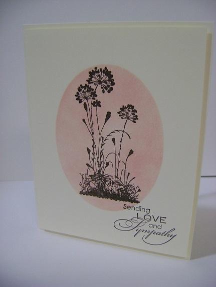 Sympathy Blush Flowers