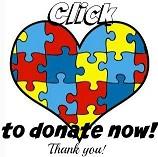 Autism Matters Donate Button