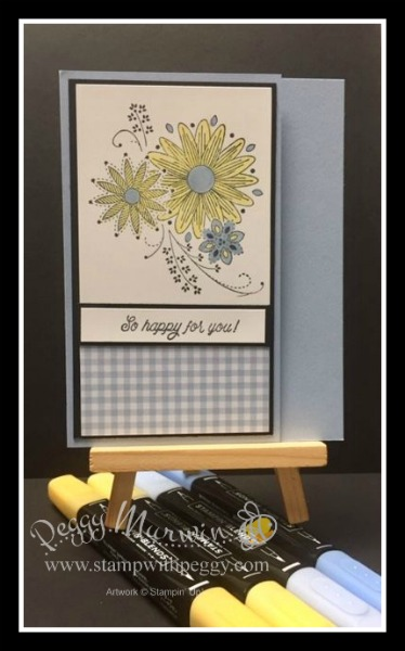 """A Little Lace Stamp Set, 2019-2021 In Color 6"""" x 6"""" Designer Paper, Stamp with Peggy"""