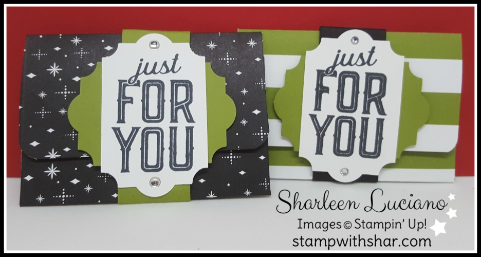 Merry Little Christmas Stampin' Up