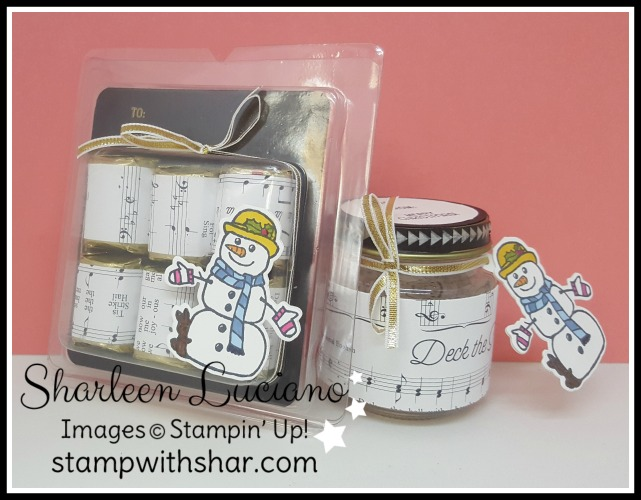 Gift Packaging Stampin' Up