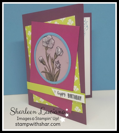 Butterfly Basics Stampin' Up