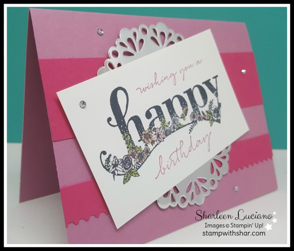 Happy Wishes Birthday Card