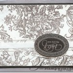 Wedding Card using Only Ovals