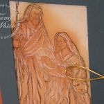 VIDEO TUTORIAL: Holy Family Pressed Vellum