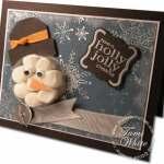 VIDEO TUTORIAL: Frosty the Marshmallow Snowman