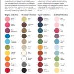 NEWS: Color Renovations!!! Retiring/New Colors