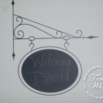 Stamping fun with Rebecca