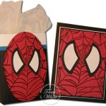 VIDEO TUTORIAL: Spiderman Card and Favors
