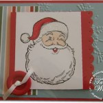 Jolly Old Saint Nick Cards