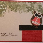 VIDEO TUTORIAL: Santa Owl Punch