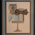 VIDEO TUTORIAL: On a Pedestal Party Card