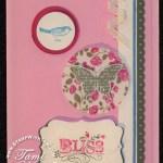 Bliss SAB Stamp Set Ideas