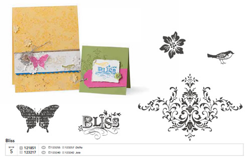 bliss-stamp-set