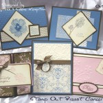 Breast Cancer Fundraiser Card Kits